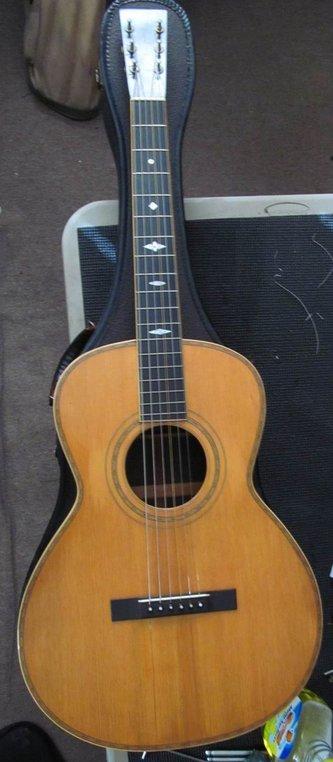 Weymann Guitar Pre 1900