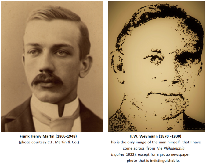 F.H.Martin and H.W.Weymann