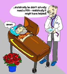 Coffin Cartoon