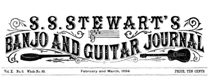 S S Stewarts 1894