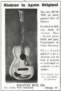 Music Trade Review Ad, Dec 1930