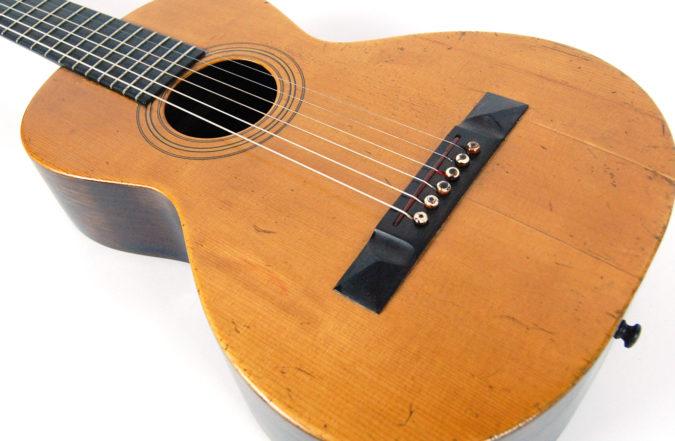 Washburn 1889 Style 101¾ Guitar