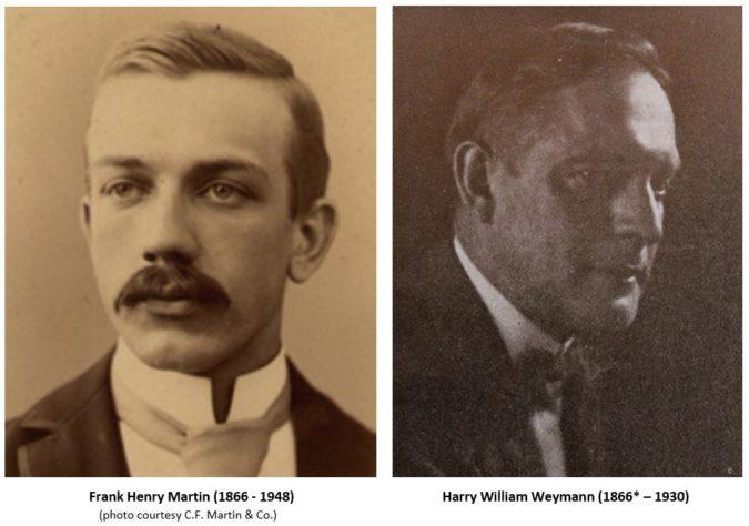 F.H. Martin & H.W. Weymann