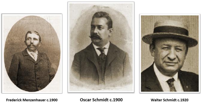 Oscar Schmidt portrait